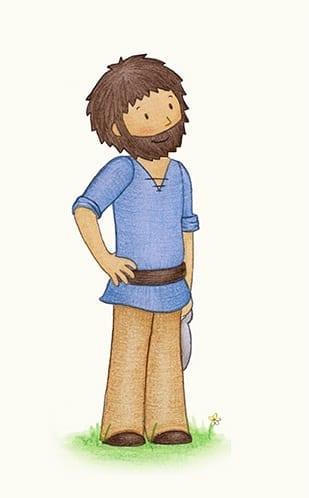 wilbur the woolly children's book